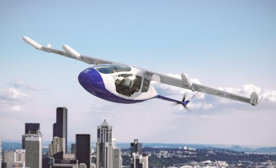 Rolls-Royce Is Building a Flying Taxi. No, Not That Rolls-Royce