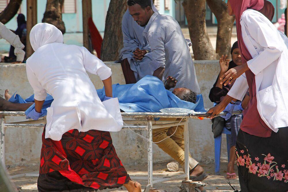 Car Bombing by Islamist Militants Kills Seven in Somali Capital