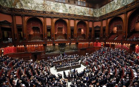 Italy Shifts Focus to Forming New Government