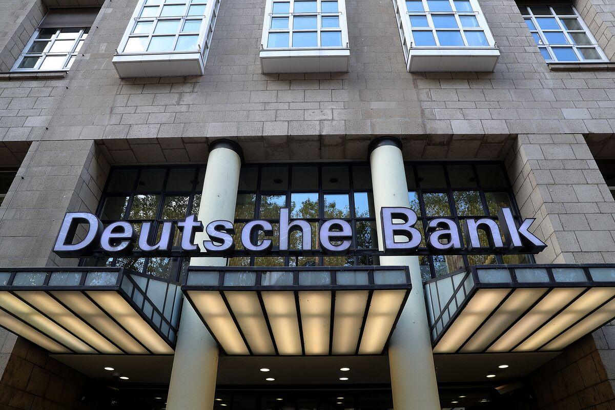Deutsche Bank's Historic Revamp Hit by Sagging German Economy