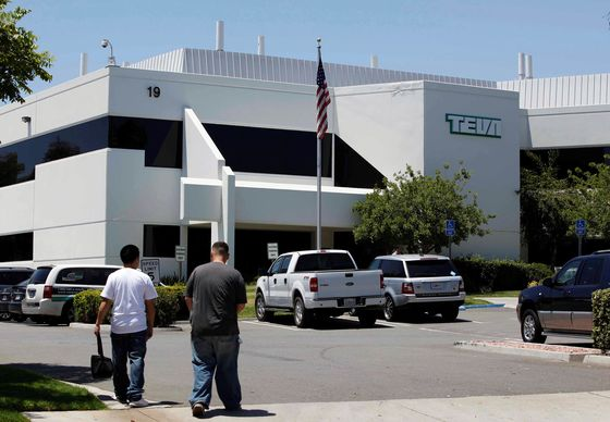 Teva Recalls U.S.-Made Drugs FollowingContamination Fears
