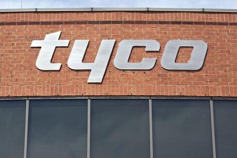 Tyco International Ltd. Signage