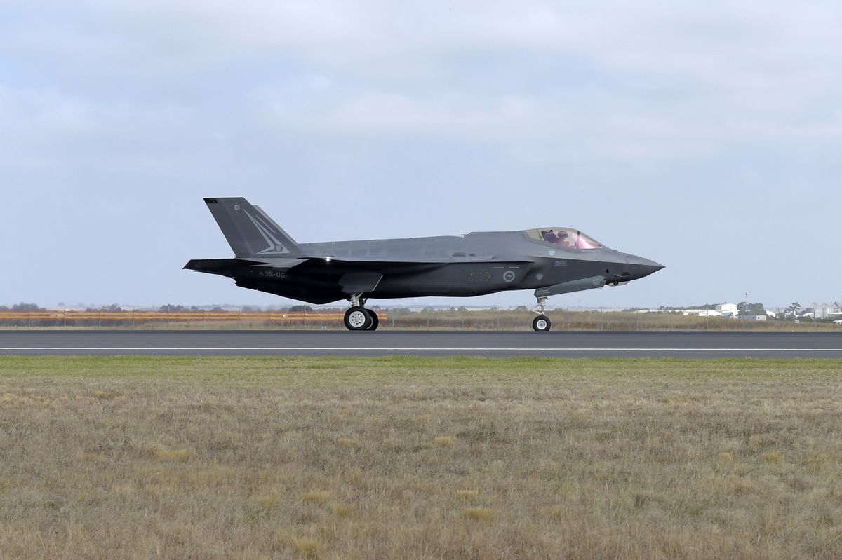 Efforts to Improve the F-35's Reliability Have Stalled, Pentagon Told