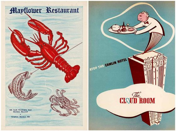 Dining Out, Digitized