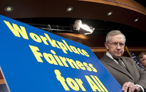 U.S. Senate Passes Workplace-Rights Legislation Protecting Gays