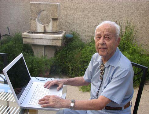 94-year old investor Edward Zajac