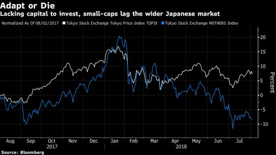 Japan's Biggest Theme Is Proving Tough to Play in Stock Market
