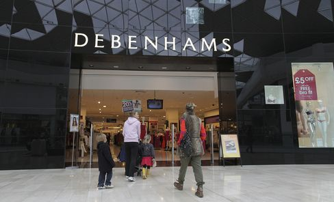 European Stocks Retreat Before EU Summit as Debenhams Declines