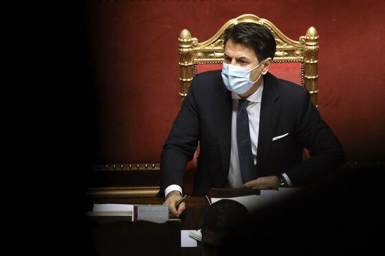 Italian Premier Wins Confidence Vote, Still Seeks Majority