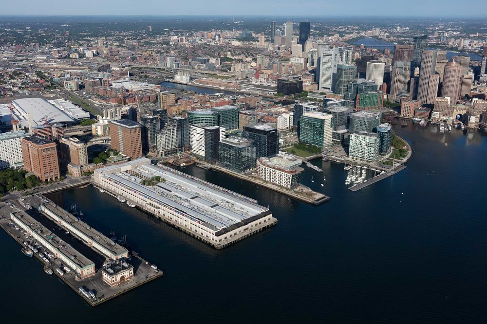 Awe Inspiring Boston Built A New Waterfront Just In Time For The Interior Design Ideas Grebswwsoteloinfo