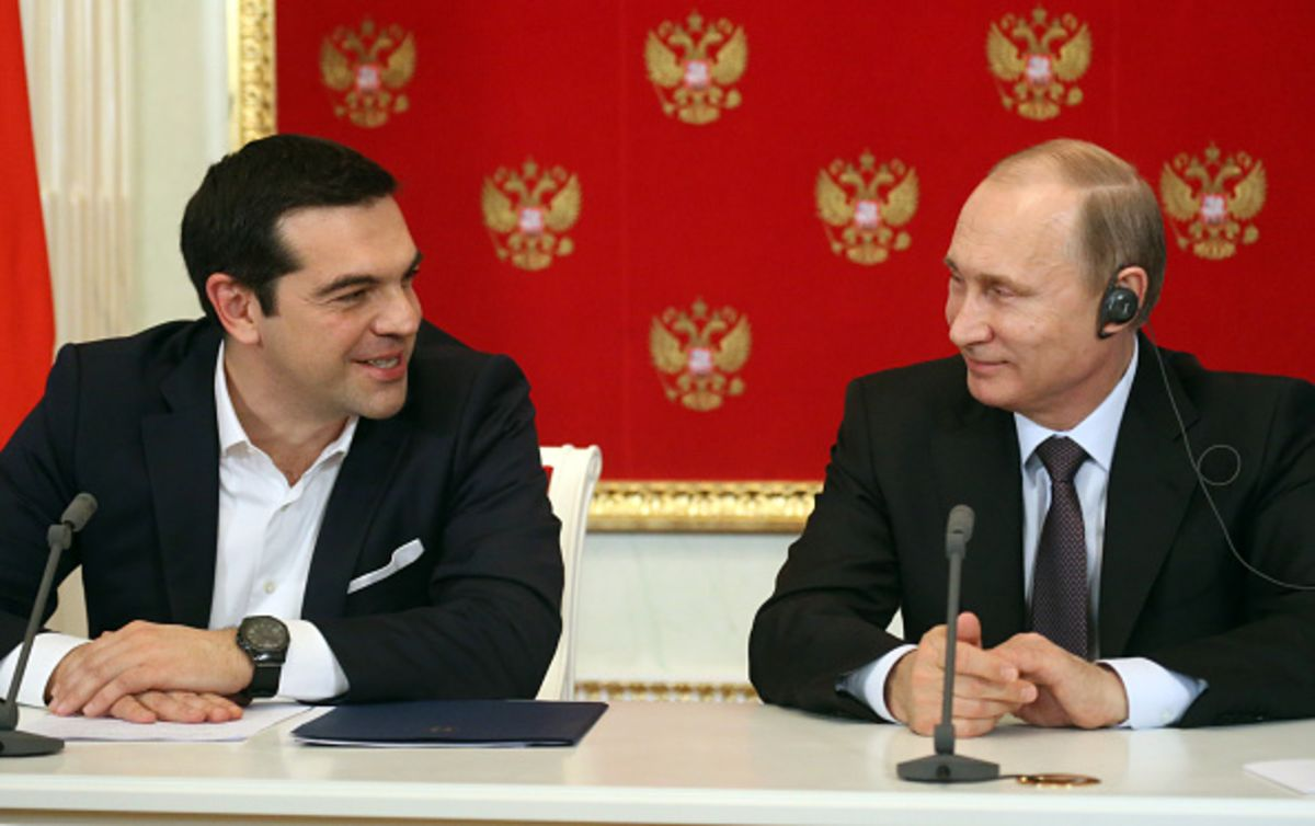 What Greece Needs, Putin Can't Provide