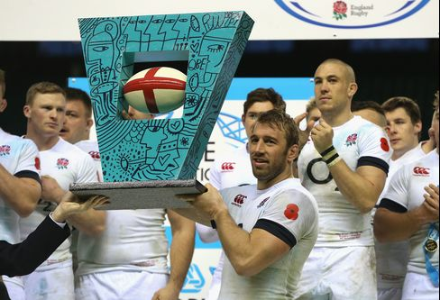 England vs. Argentina Rugby