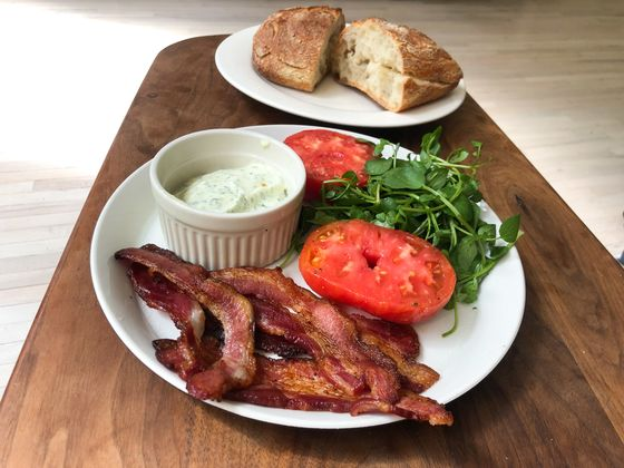 To Make the Perfect BLT, Rethink Two of the Staple Ingredients