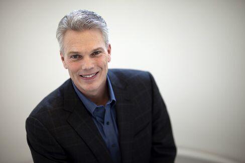 Inuit CEO Brad Smith