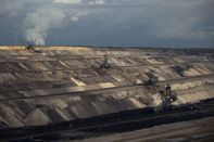 RWE AG Open Pit Lignite Mining Operations As German Utilities Fend Off Government's Fast-track Closure Plans