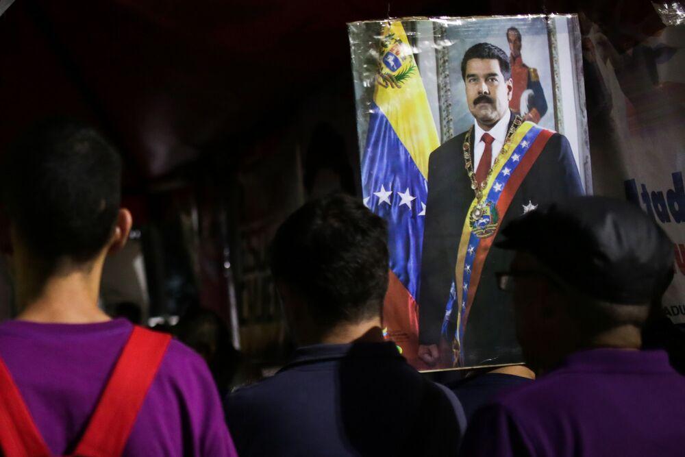 Brazil Urges Venezuela's Opposition to Unite Against Maduro