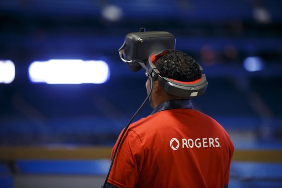 Rogers Dealmaker Touts 5G Plan, Says Shaw Merger 'Will Get Done'