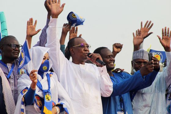 Chad President Facing Growing Pushback in Bid for Sixth Term