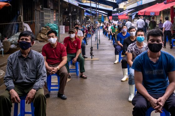 Pandemic Advice Ignored by Trump Helps Vietnam Fight Virus