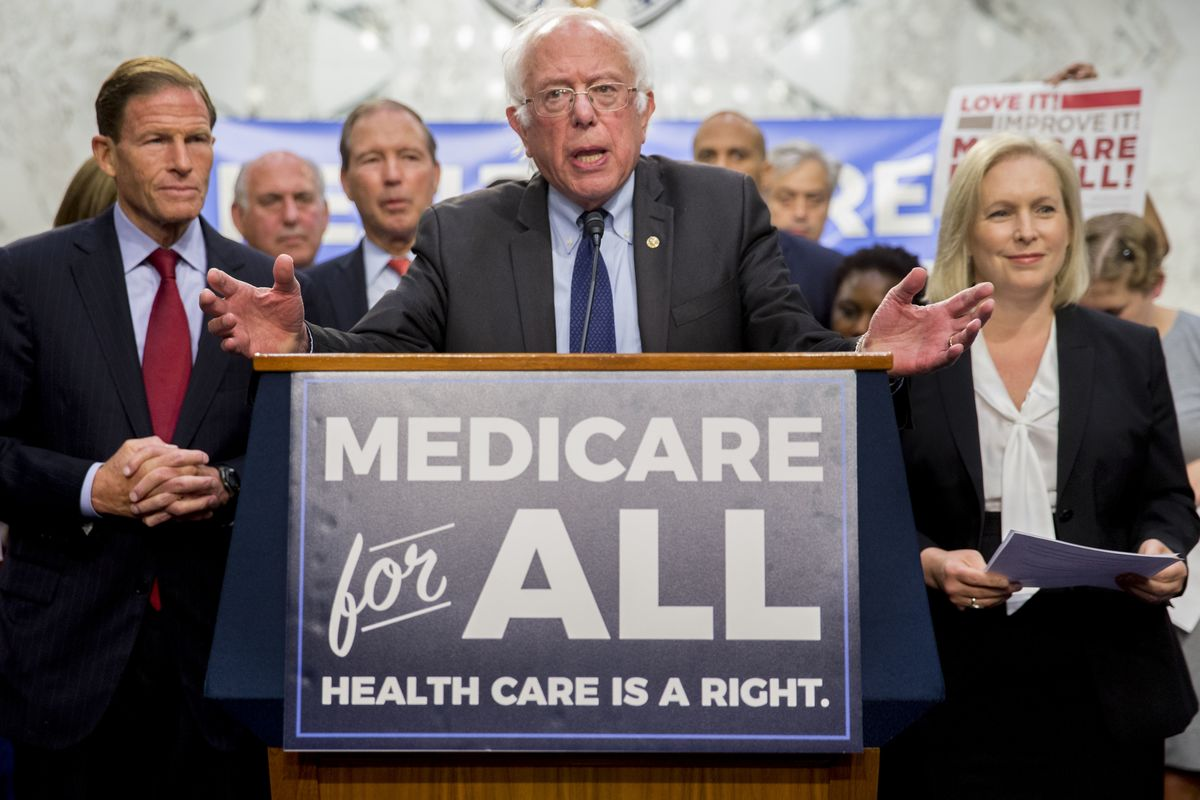 Surprise! Here's Proof That Medicare for All Is Doomed