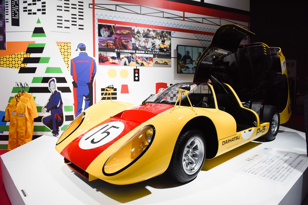 Tokyo Auto Salon 12 Of The Coolest Rare Cars In 2019 Bloomberg