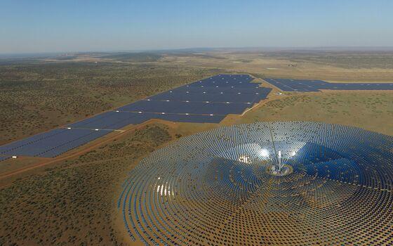 Saudi-Based ACWA Eyes South Africa's Next Renewable Round