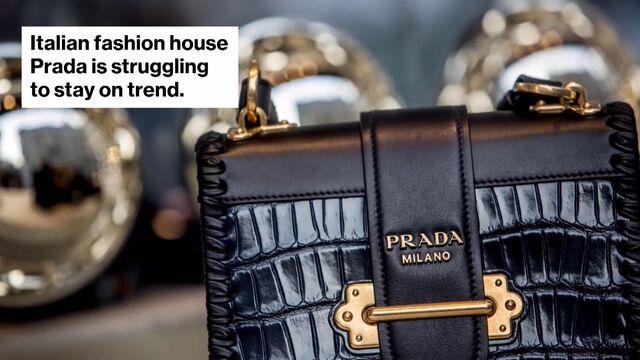Prada Loses $864 Million in Value as China Slump Hits Profit