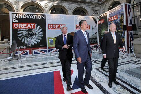 Romney's Olympic Gaffe Joins Quayle's Potatoe on Gore's Internet
