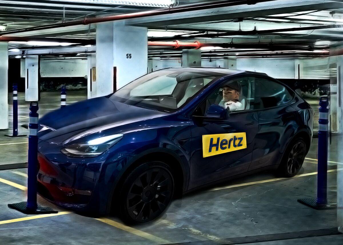 bloomberg.com - David Rovella - Your Evening Briefing: Hertz Makes Tesla a $1 Trillion Company
