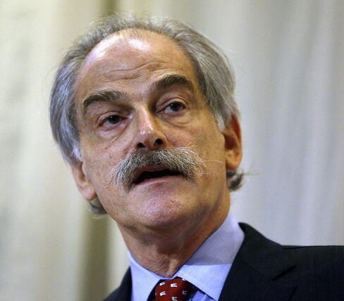 First deputy director of IMF John Lipsky.