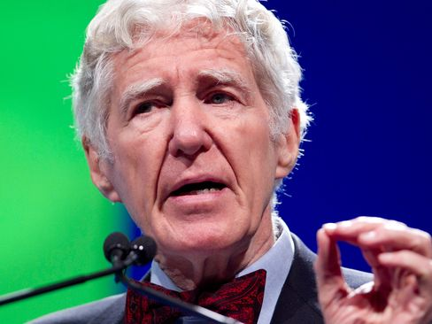 Lester Brown, founder and president of the Earth Policy Institute