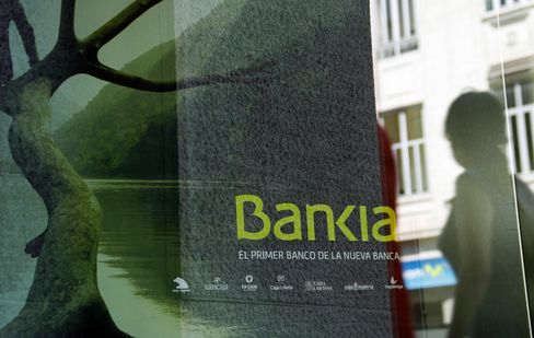 Bankia Vortex Risks Dragging Spain to Bailout as Costs Mount
