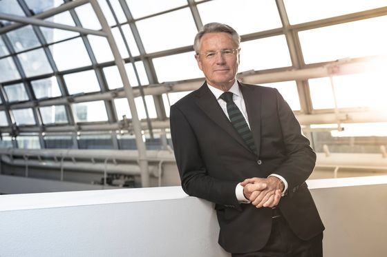 Sandvik CEO Emerges as Front-Runner for Top Job at ABB