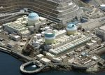 Ikata nuclear power plant. Photo by Kyodo News via Getty Images