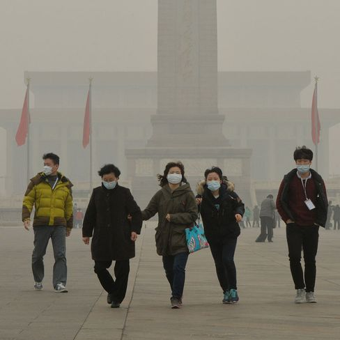 China is the world's biggest polluter.