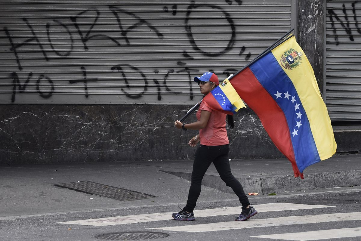 Venezuela Opposition Joins Elections Despite Maduro's Crackdown