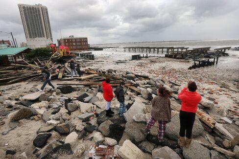 'Absolute Devastation' Caused by Storm in N.J., Christie Says