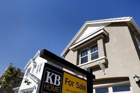 KB Homes Sales