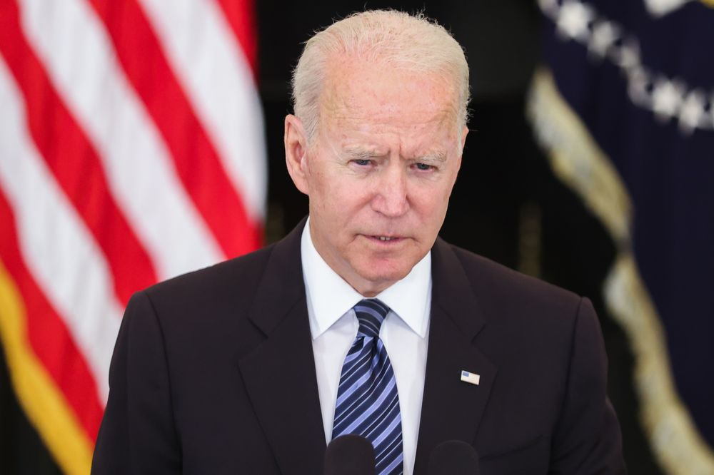 Why China has sanctioned six Americans over Biden's Hong Kong advisory