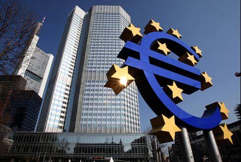 European Bank Stress Gauges Hit Levels Not Seen Since Lehman
