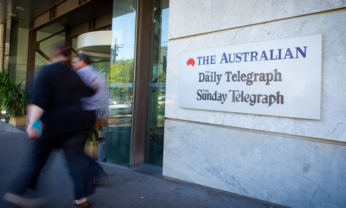 News Corp. to Cut Jobs in Australia, Restructure Operations