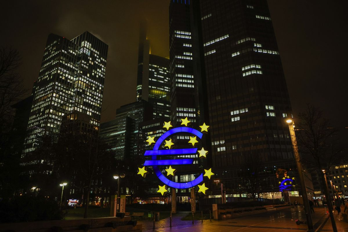 ECB Increases Bond Buying After Warnings About Higher Yields