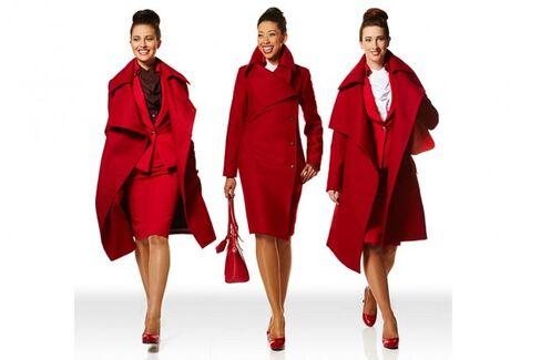 Virgin Atlantic Brings Sexy Back With Vivienne Westwood-Designed Uniforms