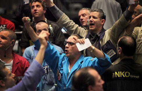 Market Shrinks First Time Since '09 on U.S. Buybacks