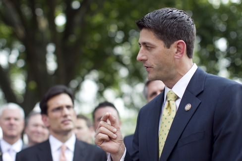 Paul Ryan Speaks After Meeting With Obama