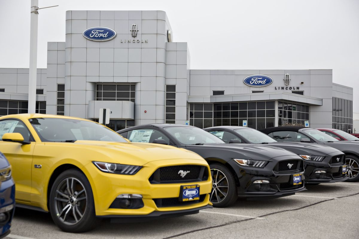 Ford's cars