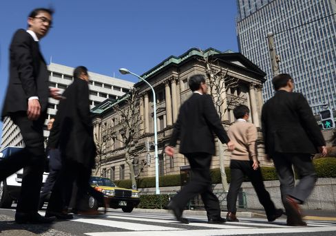 Abe Nominates Haruhiko Kuroda As Next Bank Of Japan Governor