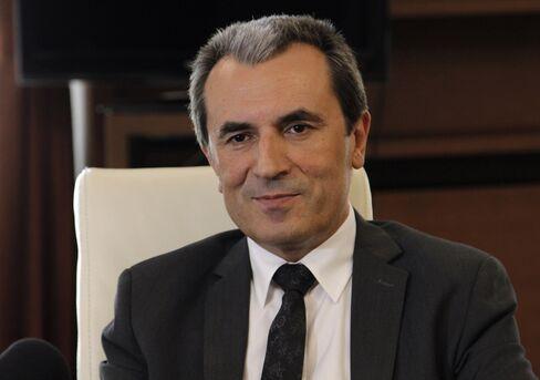 Bulgaria's Prime Minister Plamen Oresharski