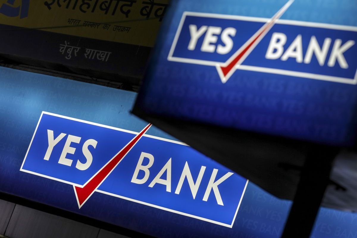 Bruised by Credit Woes, Yes Bank Bounces on Stake Plan Report
