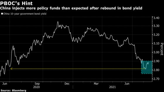 PBOC Rolls Over More Policy Loans Than Expected to Boost Growth